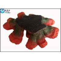 Fake Coral Natural Aquarium Decorations Fish Tank Background with Silicone and