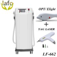China LF-662 Best quality e-light ipl rf opt shr laser hair removal machine on sale