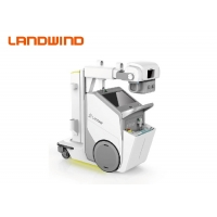Quality Mobile DR High Frequency Mobile Digital Radiography System for sale