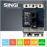 Quality SINGI 160amp Moulded Case Circuit Breaker mccb for industrial , commercial for sale