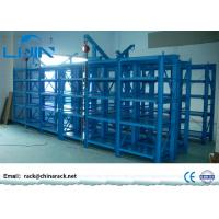 Buy cheap Heavy Duty Rust - Protection Mould Storage Racks , Easy Install Metal Shelf from wholesalers