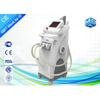 Buy cheap 3 in 1 Multifunctional IPL Beauty Machine / shr ssr elight ipl hair removal laser for acne treatment skin rejuvenation from wholesalers