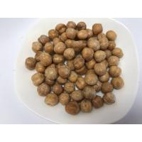 Quality Fried Style Salted Roasted Chickpeas Snack Retailer Bag With Private Label for sale