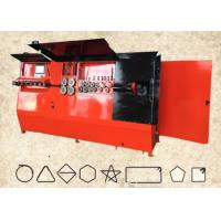 Quality Industrial Hydraulic Automatic Rebar Stirrup Bending Machine Low Noise Save Power for sale