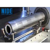 Quality Automatic Deep water pump motor Stator slot Insulation Paper Insertion machine for sale