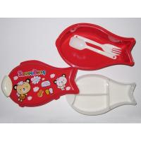 Quality Fish Lunch Box/Dinner Box/Plastic Box/Canteen/Lunch-box/Sandwich Box for sale