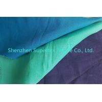 Quality Colourful Ramie Linen Fabric Poplin in Solid Dyed 230~250GSM for sale