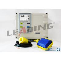 Quality Single Pump Sewage Pump Control Panel With Weatherproof Installation for sale
