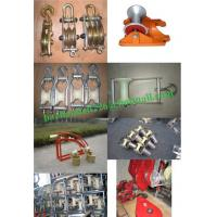 Quality Cable guides,Cable rollers,Corner roller,Hoop Roller,Straight line bridge roller for sale