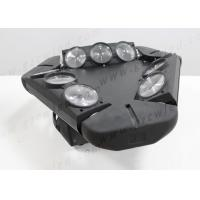 Buy DMX RGBW 4in1 LED Beam Lights , 3*3 10W 9 Heads Moving Spider Beam DJ Bar Lighting at wholesale prices