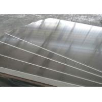 Quality Thickness 0.2-250mm Large Aluminium Alloy Sheet Metal For Heat Transfer for sale