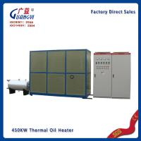 Quality stainless steel 3KW thermal oil system for sale