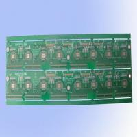 Buy cheap PCB/Printed Circuit Board 2layer OSP(CTE-050) from wholesalers
