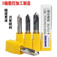 Quality 90 Degree Chamfer End Mill for sale