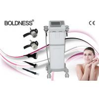 Quality Thighs / Back Home Use Ultrasonic Cavitation Slimming Machine , RF Body Sculpting Machine for sale