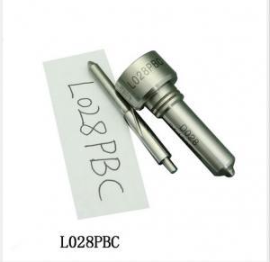 Quality Diesel Engine Components Diesel Fuel Nozzle , Diesel Injection Nozzle L028PBC for sale