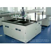 Quality All Steel Structure Dental Laboratory Work Benches With Reagent shelf for sale