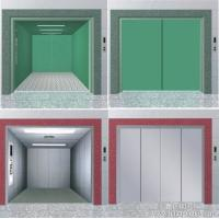 China Travelling Height  60 M Hydraulic Freight Elevator / Goods Elevator on sale
