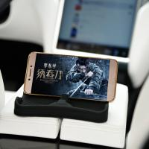 Quality Topfit Anti-Slip Mobile Phone Mount for Tesla,Phone Holder, Phone Stand for Tesla (Black) for sale