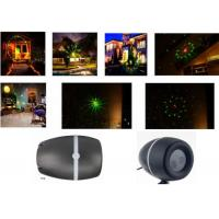 Quality Garland Christmas Light Laser Show House Projector 110v 10watt Decorations for sale