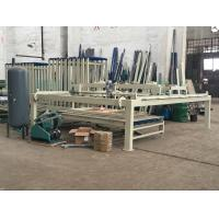 Quality Fully Automatic Magnesium Oxide Board Production Line With 1500 Sheets for sale