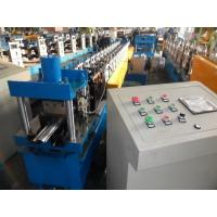 Quality Prepainted Galvanized Sheet Rolling Shutter Strip Forming Machine With Auto PLC Control for sale