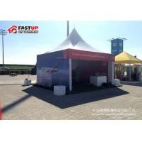Quality Commercial Grade Outdoor Event Tent With UV Resistant Sidewall Oem Available for sale