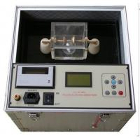 Quality IJJ-II Transformer Oil Dielectric Strength Tester for sale