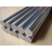 China Stainless Steel Shaft , Piston Rod Induction Hardened Rod For Heavy Machine on sale