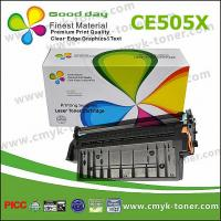 Quality black Compatible Toner cartridge CE505X For HP LaserJet P2035  with chip for sale