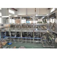 Quality Big Package 5 Gallon Drinking Water Barrel Filling Machine Stainless Steel Customized for sale