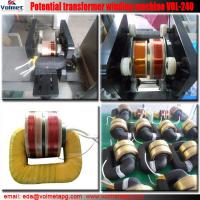 Quality best selling automatic voltage transformer winding machine for sale