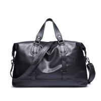 Quality PU Leather Vintage Cross Shoulder Bag 36-55 L With Durable Buckle / Soft Handle for sale