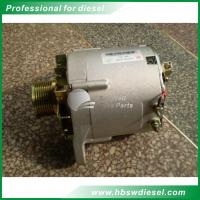 Buy Dongfeng Auto Spare Part 37V66-01010  Alternator 4938300 for Cummins 4BT Engine at wholesale prices