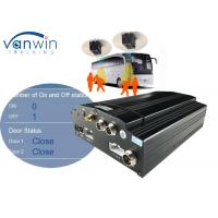 Quality 3G GPS Bus Passenger Counter System Anti - Vibration With RS232/485 Serial Port for sale