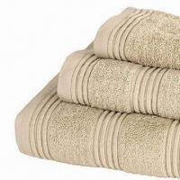 China 100% Cotton Terry Towel Set on sale