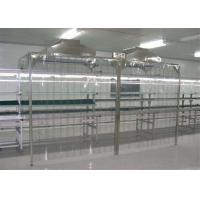 Quality Chemical Plant Softwall Clean Room Epoxy Powder Coated Steel for sale