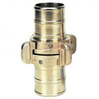 Quality 2 Inch - 4 Inch Fire Hose Fittings Couplings , Male / Female Fire Hose Thread Adapters for sale