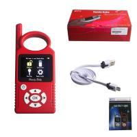 Buy cheap V8.8.9 Handy Baby Hand-held Car Key Copy Auto Key Programmer for 4D/46/48 Chips from wholesalers
