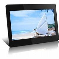 Quality 10 Inch Android Wifi Picture Frame, Customized Approval Digital Photo Display for sale