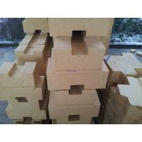 Quality Customized High Temperature Refractory Silica Brick For Hot-blast Stove / Furnace for sale