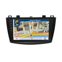 Quality Car Multi-Media DVD Player Integrated Navigation System Mazda 3 Axela 2010 2011 for sale