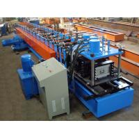 Quality Z Purlin Machine / C Purlin Forming Machine With 14 - 17 Forming Rollers for sale