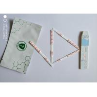 Quality 300ng/ml Diazepam Rapid Test 3mm strip DIA Rapid Test Cassette for sale
