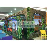 Quality Special 5D Theater System With Dinosaur Cabin And High Definition Screen for sale