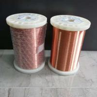 Quality 0.023mm Self Solderable Enameled Magnet Wire Ultra Thin Copper Wire With UL Certificated for sale