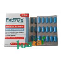 Quality Health Herbal Extenze Male Enhancement Pills For Prolongs Sexual Performance for sale
