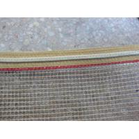 Quality Edge Reinforcement PTFE Mesh Conveyor Belt Easy Clean Chemical Solvents Resistance for sale
