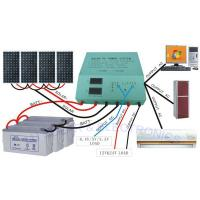 Quality Off - Grid Solar Electric System / House Solar System With 48v Batteries 20A Inverter for sale