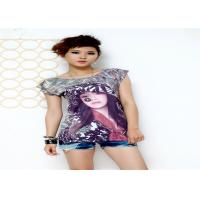 Quality Ligth Color T-shirt heat transfer sublimation paper , Waterproof T shirts printing paper for sale
